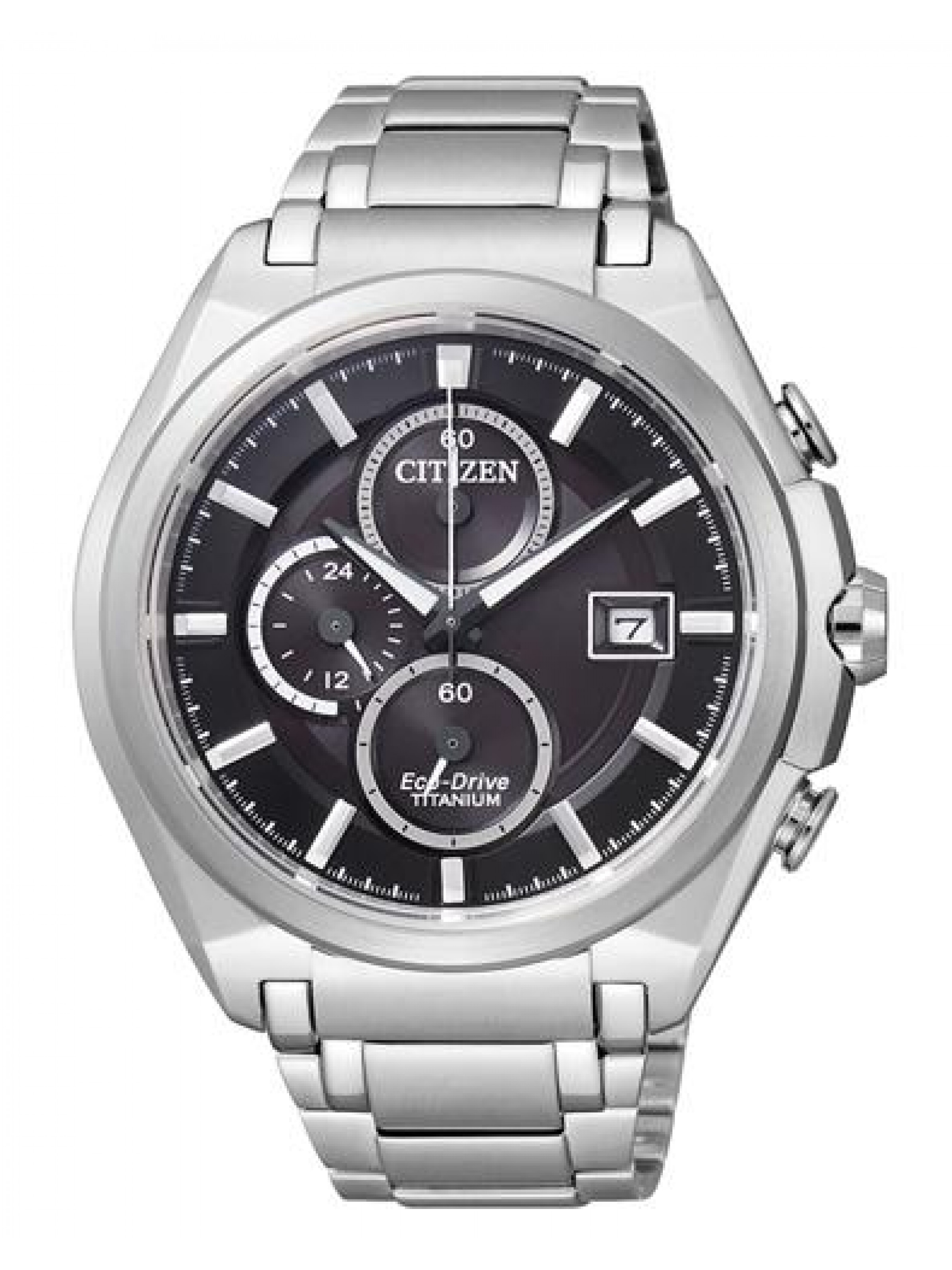 Citizen Super Titanium Chronograph CA0350-51E