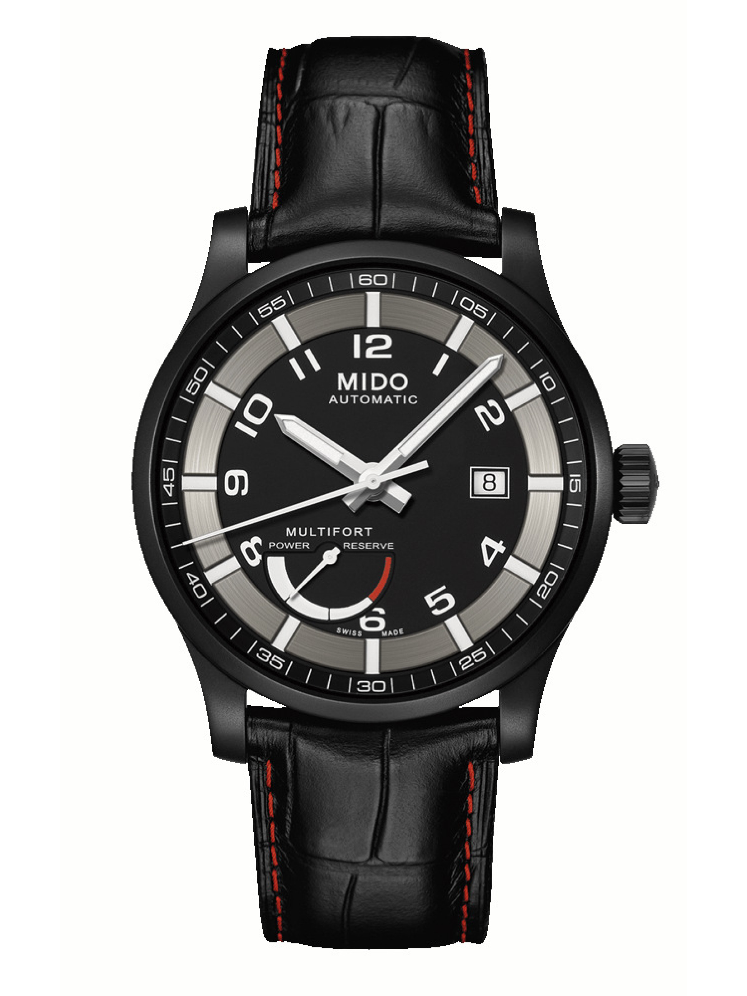 Mido Multifort Power Reserve M005.424.36.052.22