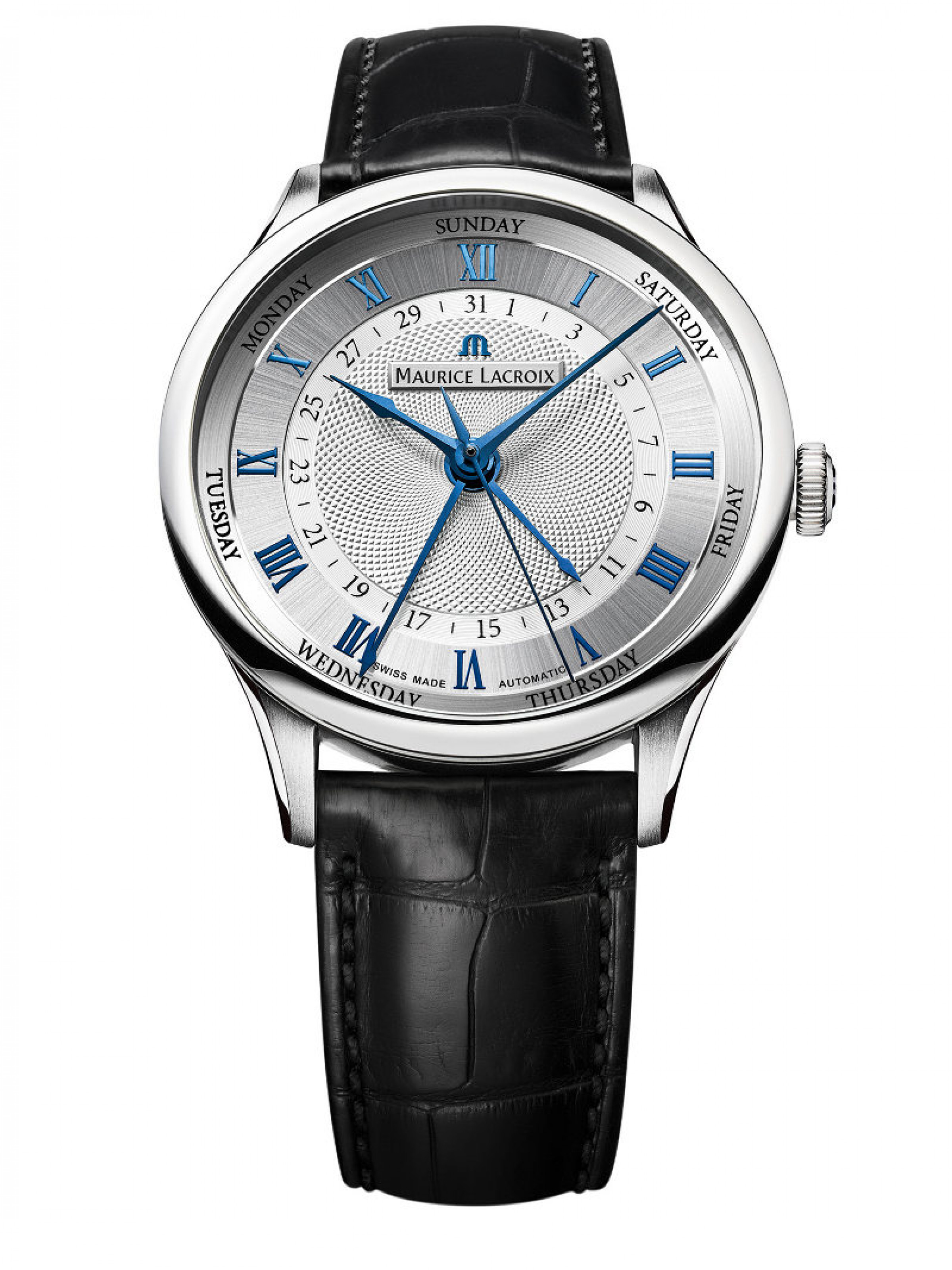 Maurice Lacroix Masterpiece Tradition 5 Aiguilles MP6507-SS001-110-1