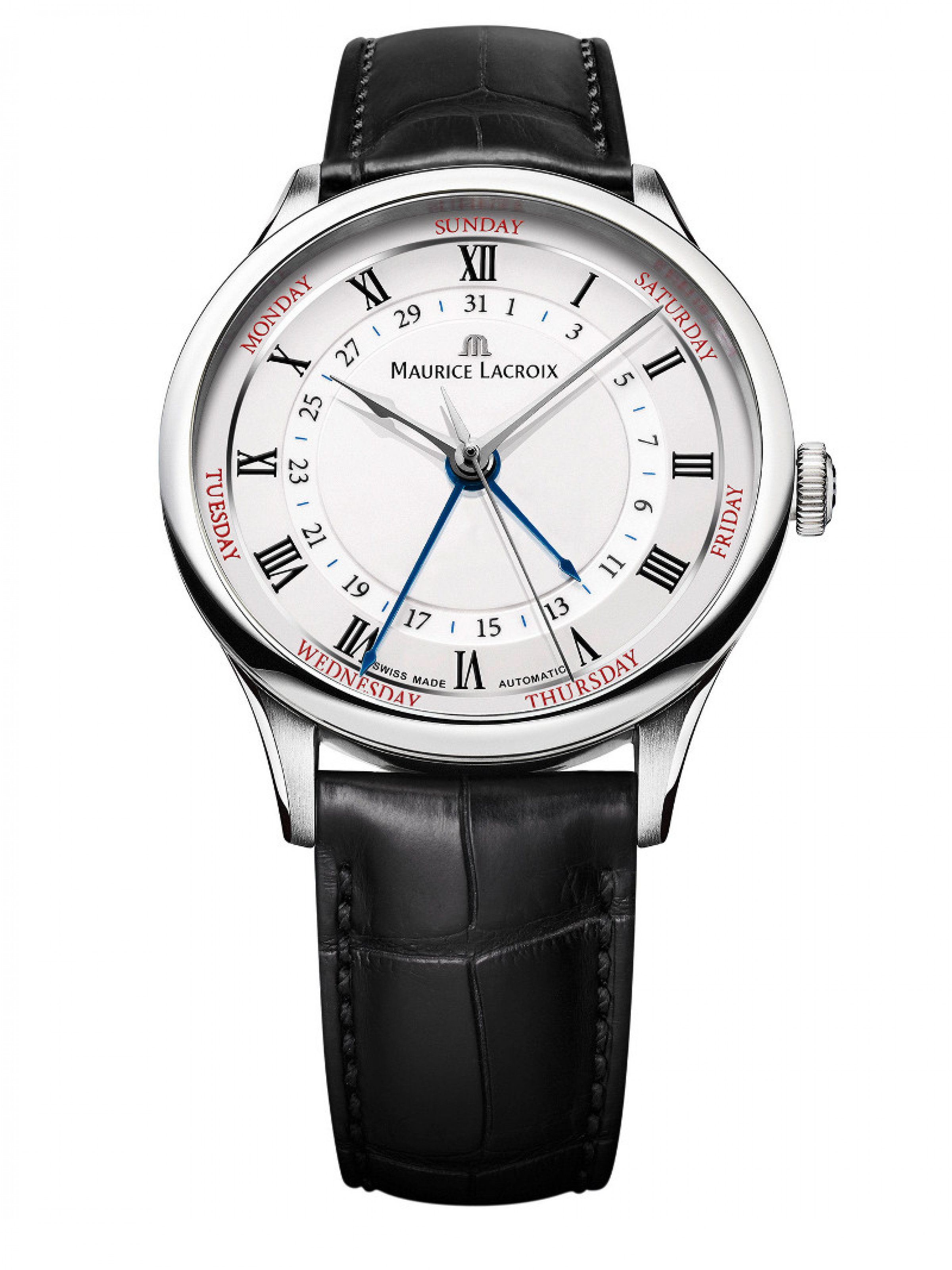Maurice Lacroix Masterpiece Tradition 5 Aiguilles MP6507-SS001-112-1