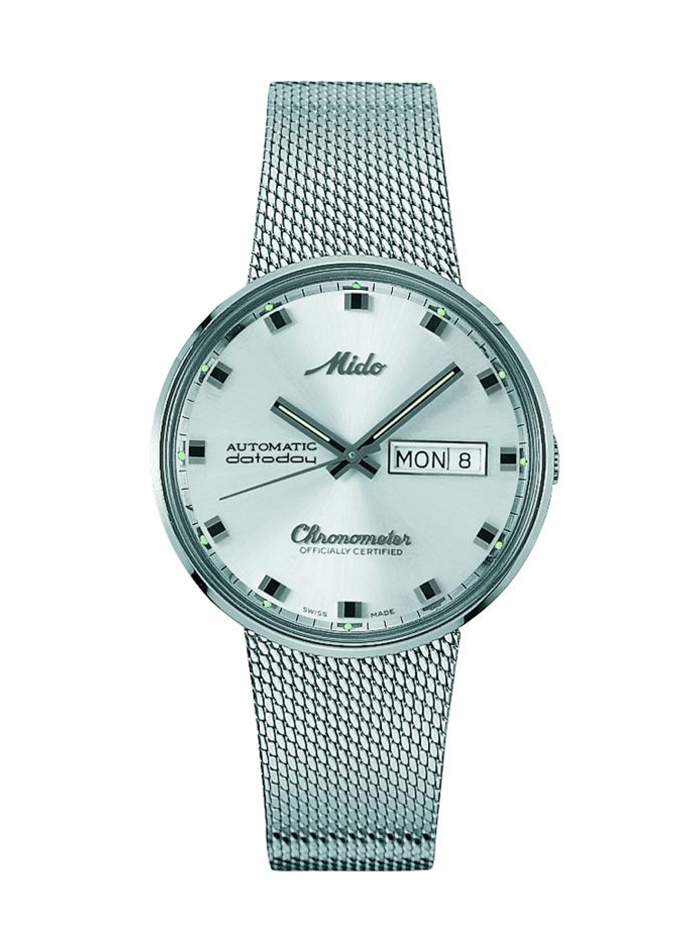 Mido Commander Gent Chronometer M8429.4.C1.11