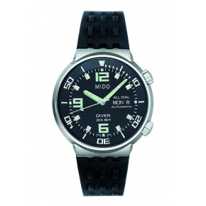 Mido All Dial Gent Diver M8370.4.58.91