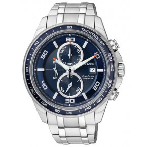 Citizen Super Titanium Chronograph CA0345-51L