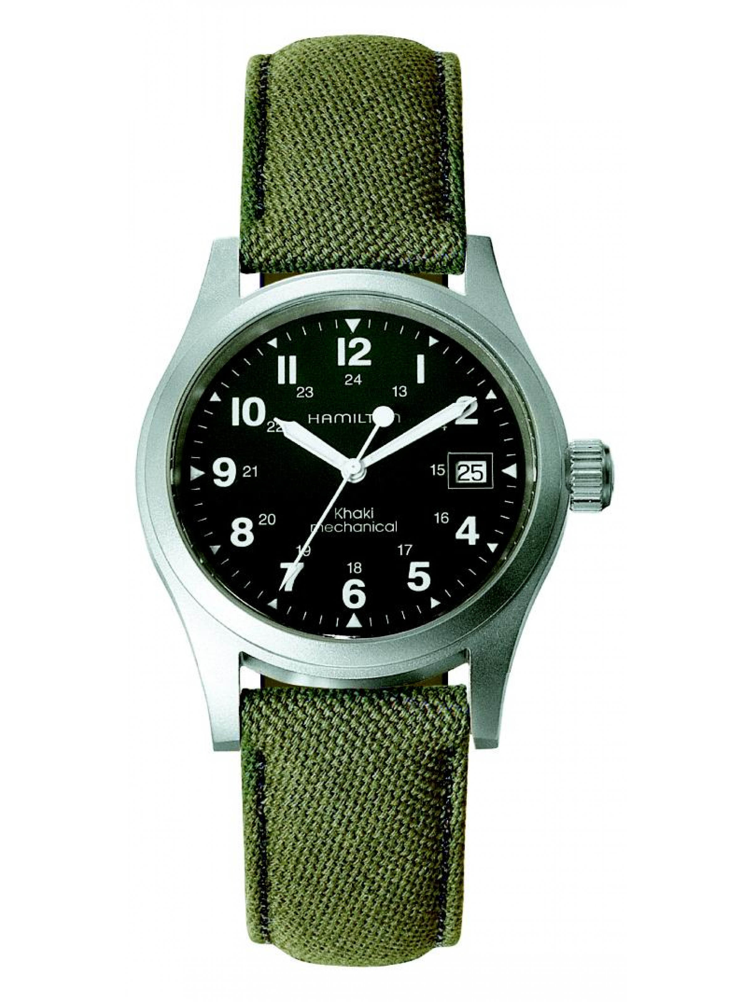 Hamilton Khaki Field Mechanical Officer H69419363