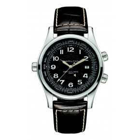 Hamilton Khaki Navy UTC H77505535 Watch