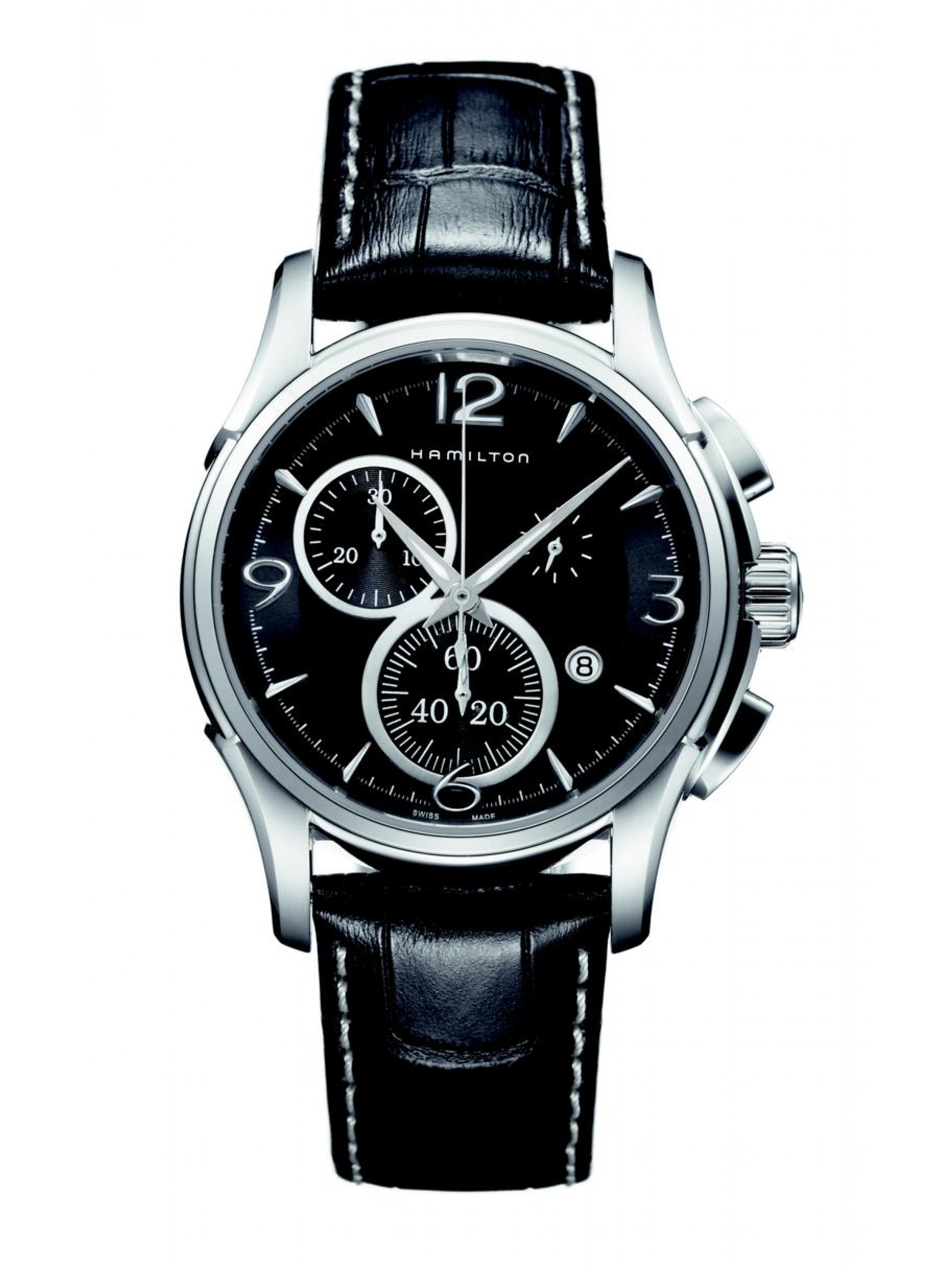 Hamilton Jazzmaster Chrono Quartz H32612735 Watch