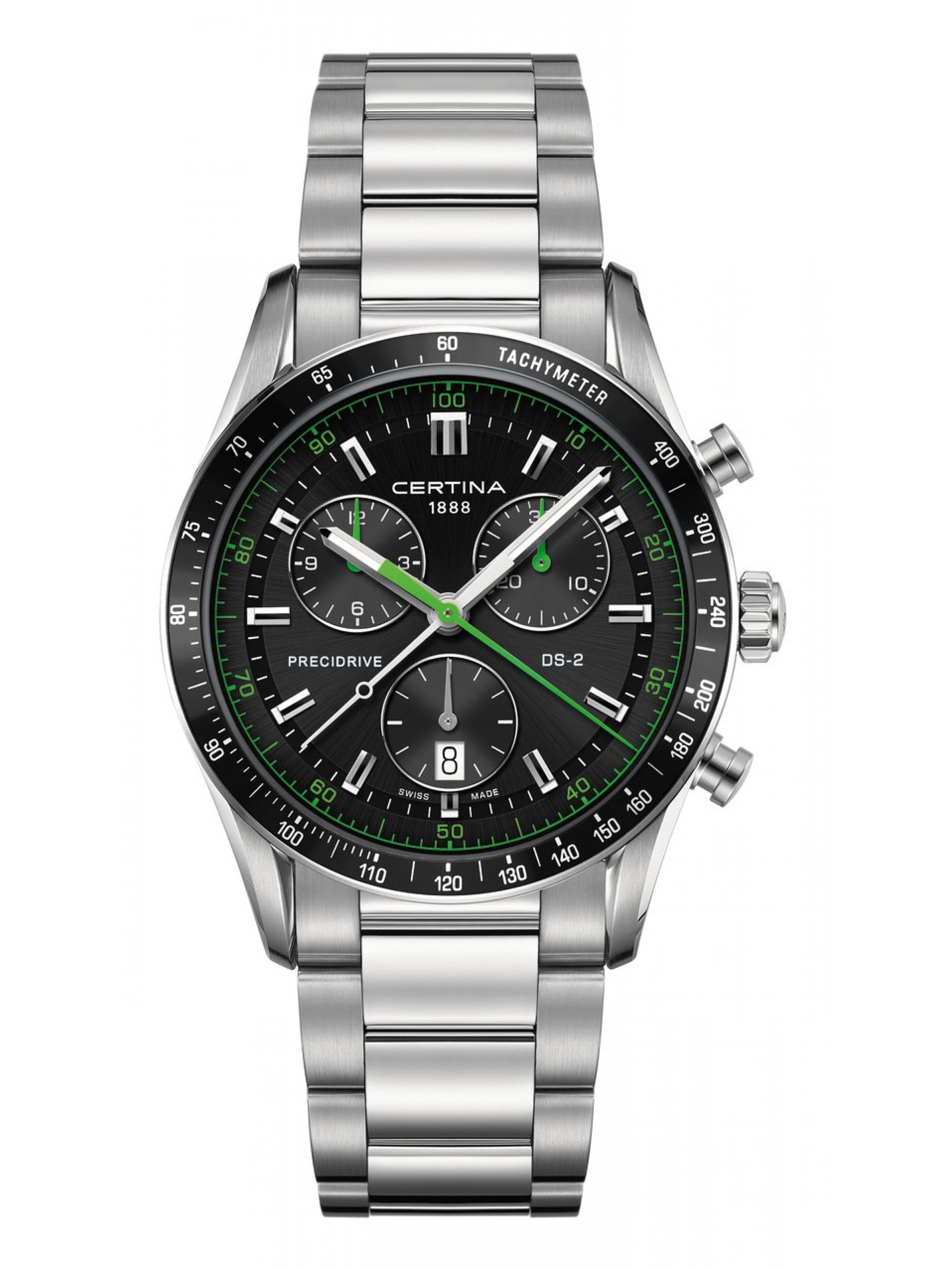 Certina DS 2 Chrono 1/100 Sec C024.447.11.051.02