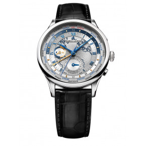 Maurice Lacroix Masterpiece Worldtimer MP6008-SS001-111-1