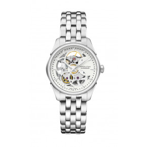 Hamilton Jazzmaster Viewmatic Skeleton Lady auto H32405111
