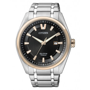 Citizen Super Titanium Herrenuhr AW1244-56E
