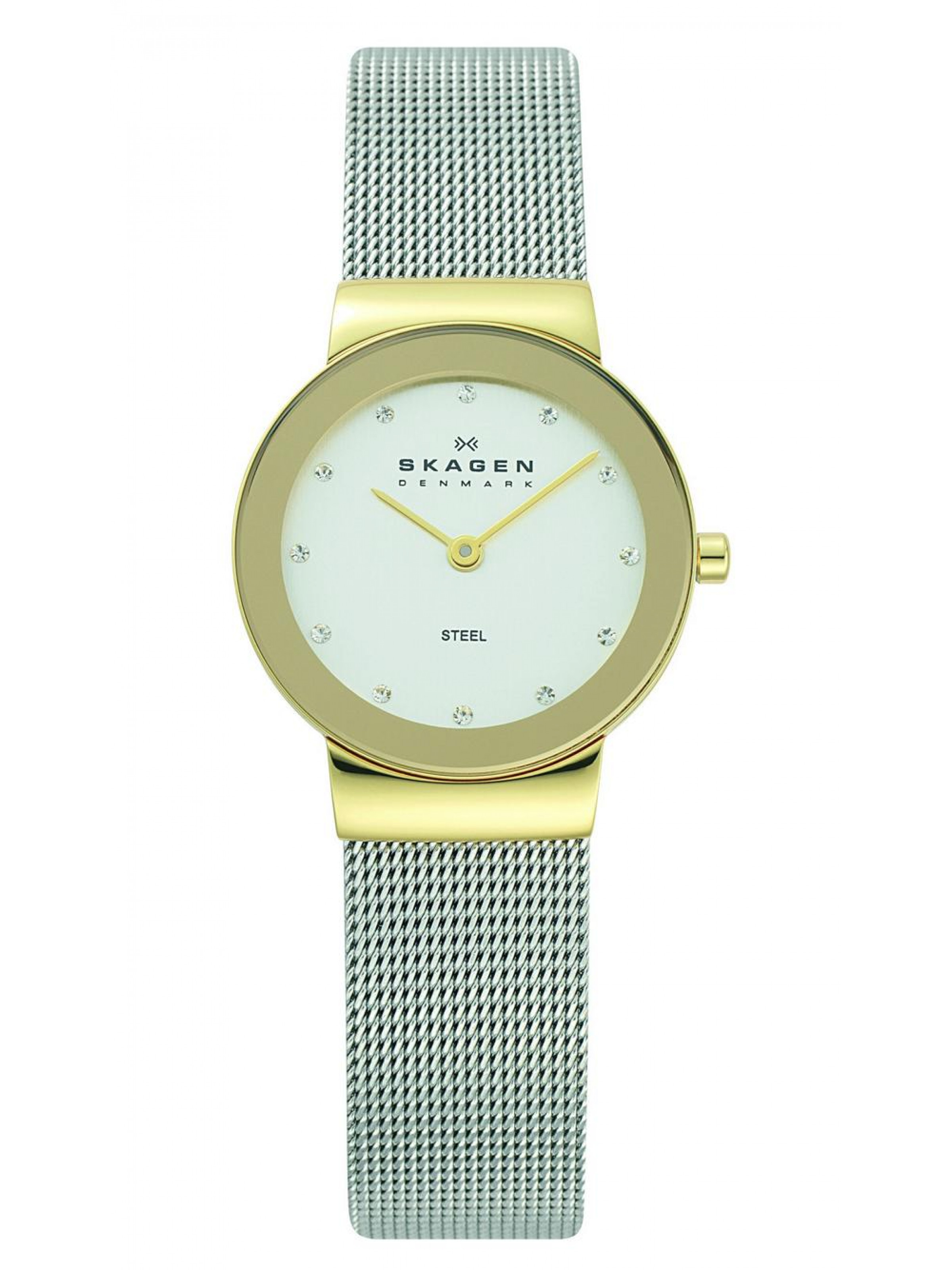 Skagen Steel 358SGSCD Watch