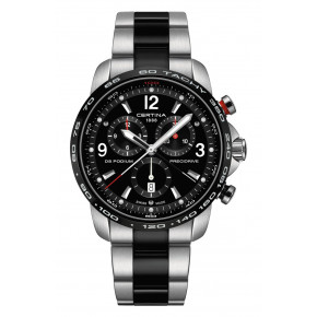 Certina DS Podium Big Size Precidrive Chrono 1/100 sec C001.647.22.057.00