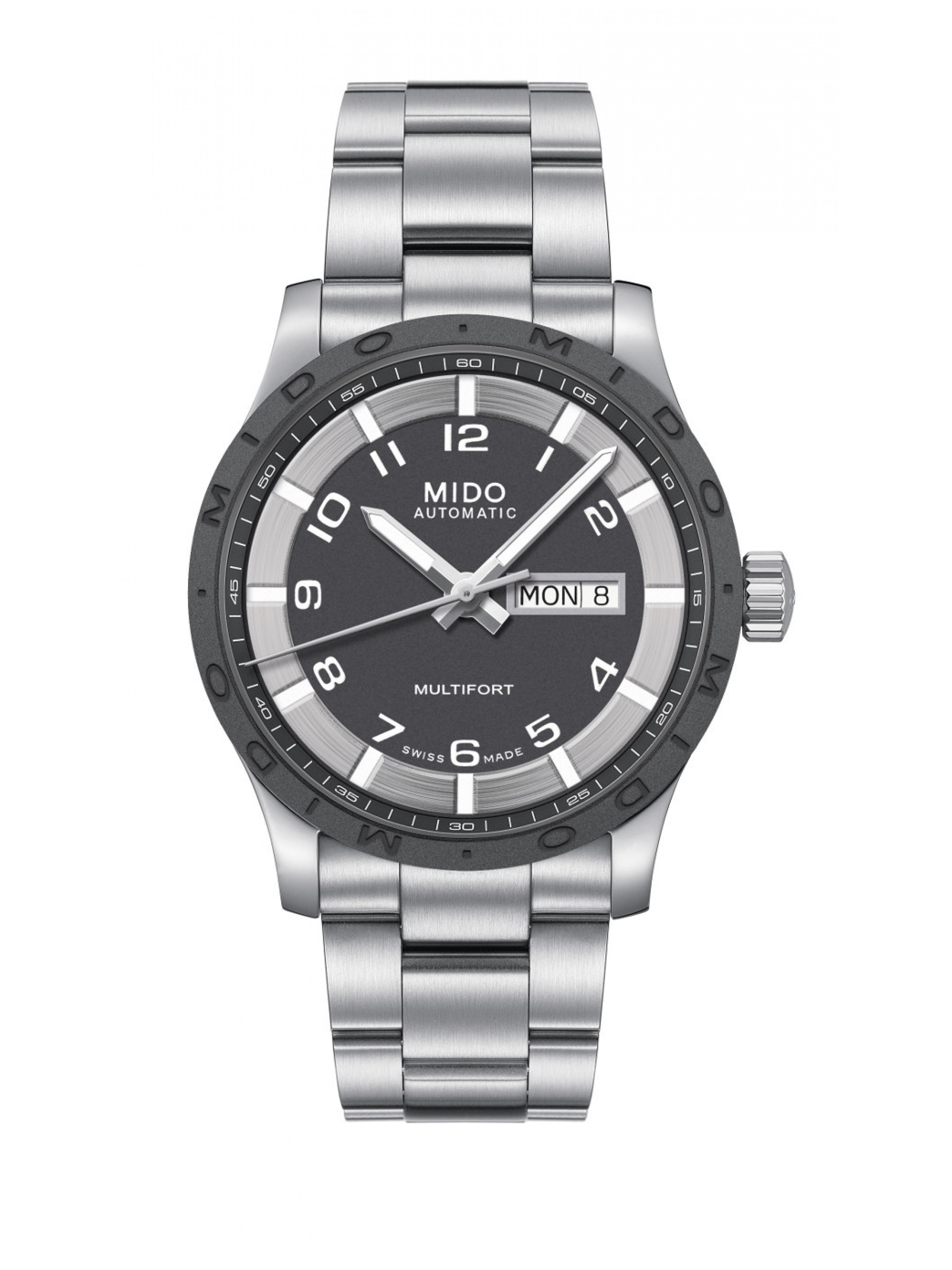 Mido Multifort Gent M018.430.11.062.00
