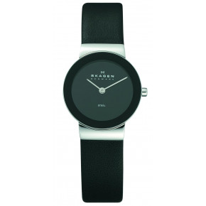 Skagen Steel 358SSLB Watch