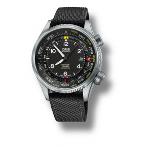 Oris Big Crown ProPilot Altimeter mit Fuss-Skala 01 733 7705 4134-Set 5 23 15FC