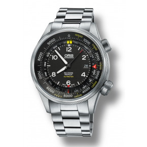 Oris Big Crown ProPilot Altimeter mit Fuss-Skala 01 733 7705 4134-07 8 23 19