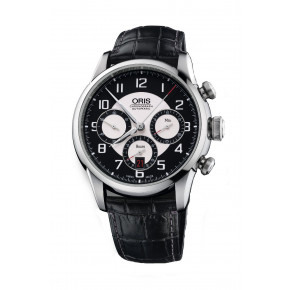 Oris RAID Chronograph Limited Edition 01 676 7603 4094-Set-LS