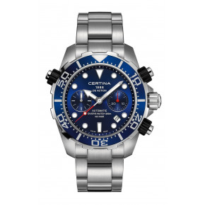Certina DS Action Diver Automatic Chronograph C013.427.11.041.00